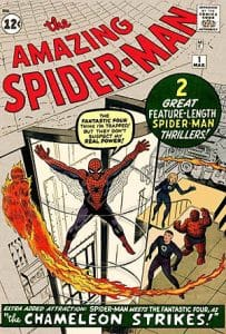 Primer Spider Man
