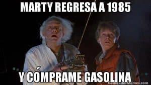 Sube precio de la gasolina