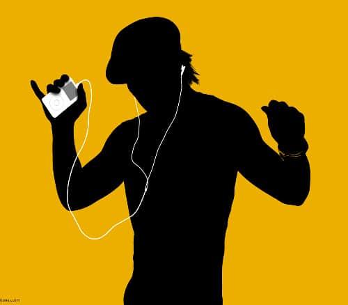 ipod audífonos