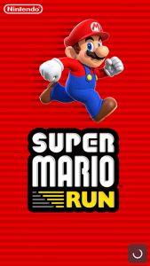 Mario Run App