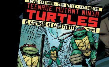 TMNT comic México