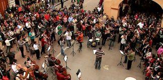 Flashmob en México