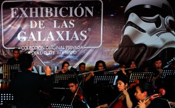 parque Naucalli Star Wars