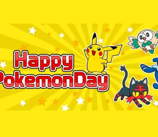Día Pókemon