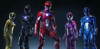 Power Rangers película 2017