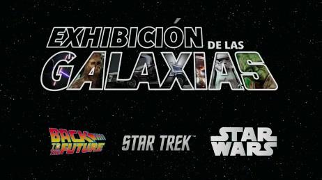 Exhibición de las galaxias