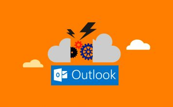 Sin servicio Outlook