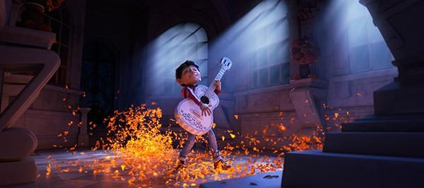COCO de Pixar y Disney