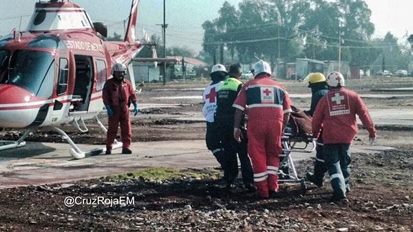 Explosión Tultepec 4 de marzo