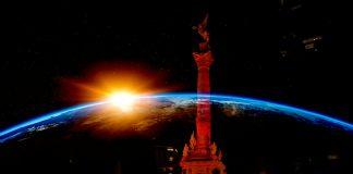 La hora del planeta 2017 en CDMX