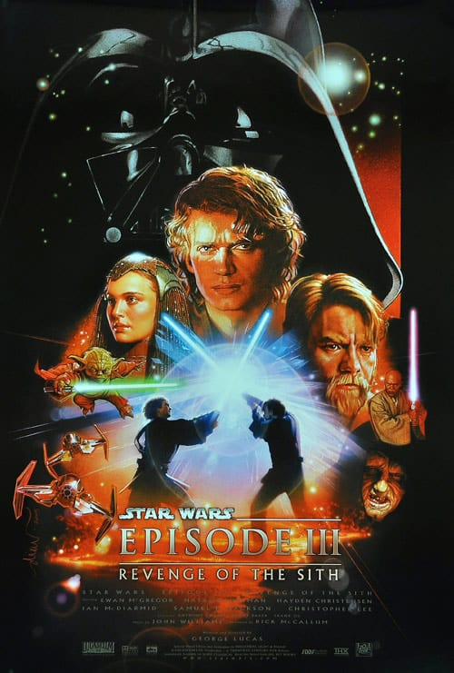 Pósters de Star Wars