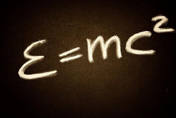 Albert Einstein - Teoría de la relatividad