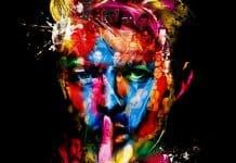 Cámara de diputados David Bowie