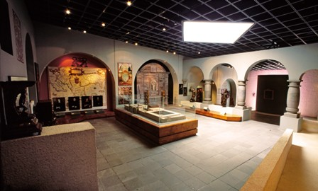 Centro Cultural sor Juana Inés de la Cruz