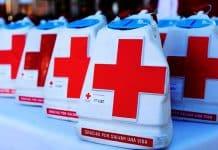 Colecta Cruz Roja Mexicana