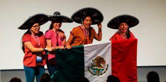 Olimpiada Femenil Europea de Matemáticas CDMX