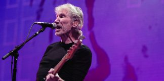 Roger Waters en México Time