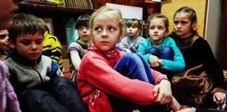 Ucrania Niños