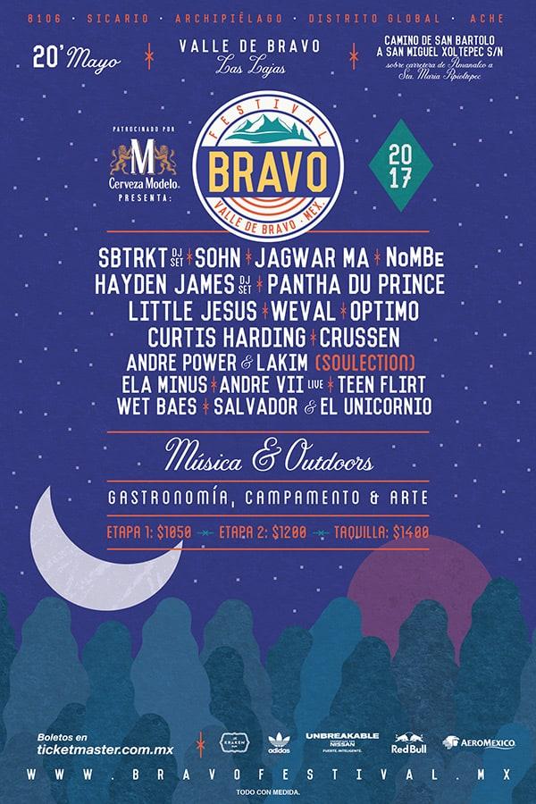 Festival Bravo en Valle de Bravo