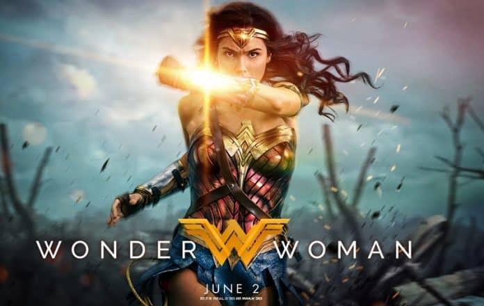 Gal Gadot estreno de Wonder Woman