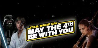Día de Star Wars - May the 4th