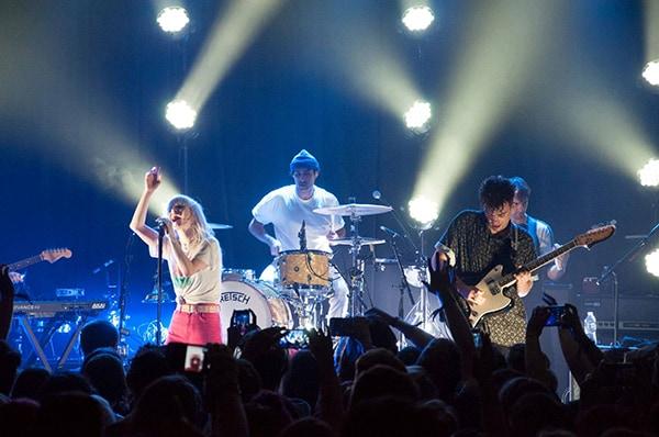 Paramore Tour Two Nashville