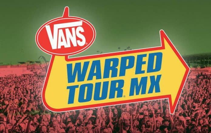 Vans Warped Tour MX