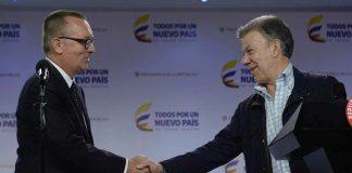 Misión de la ONU en Colombia