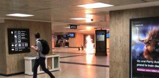 Explosión Bruselas Bélgica