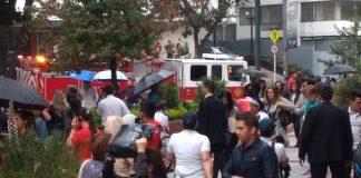 Atentado terrorista en Bogotá, Colombia