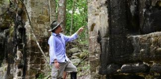 INAH construcciones mayas prehispánicas en campeche
