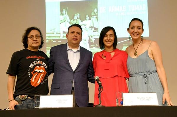 De armas tomar, Feministas y luchadoras sociales de la Revolución Mexicana