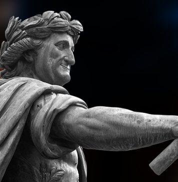 Escultura de El Caballito