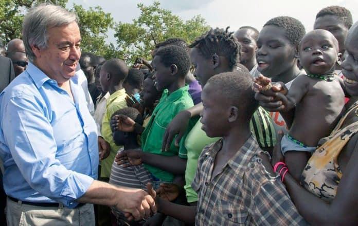 Uganda ONU