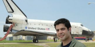 Carlos Salicrup Misión análoga a Marte
