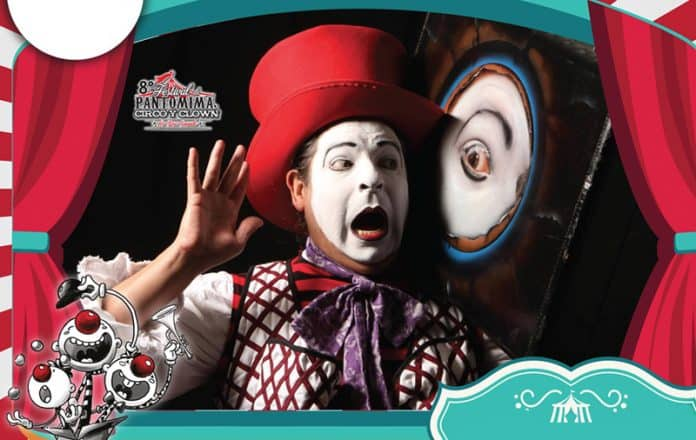 8vo Festival de Pantomima Circo y Clown en la CDMX