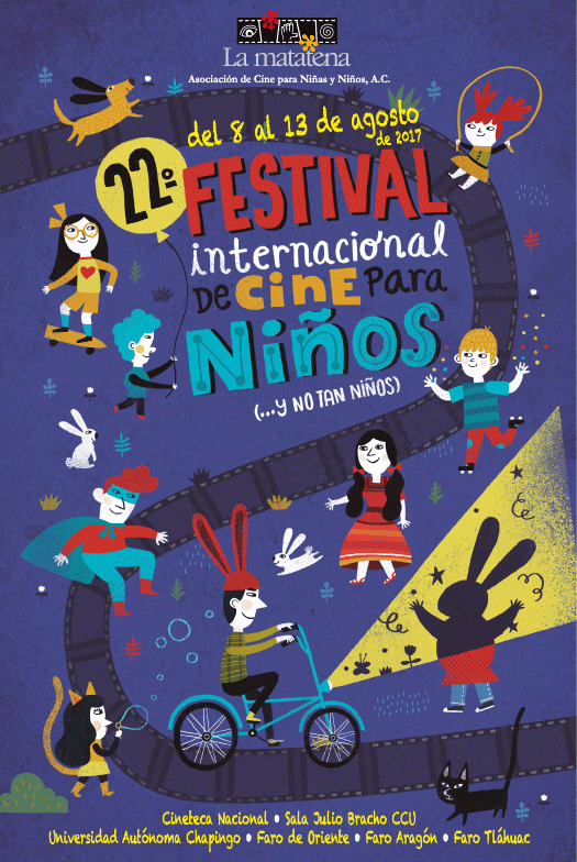 Festival Internacional de Cine para Niños