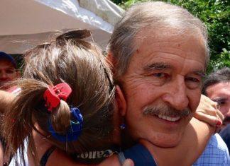 """Venezuela """"persona non grata"""" a Vicente Fox"""