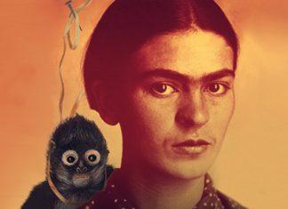 Frida Kahlo. Me pinto a mí misma