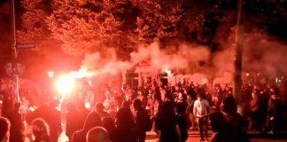 G20 'Bienvenidos al infierno'