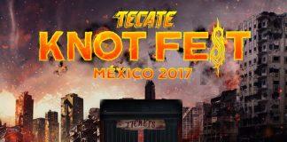 Cartel de Knotfest México 2017