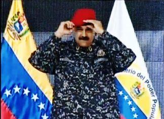 Nicolás Maduro se compara con Sadam Husein