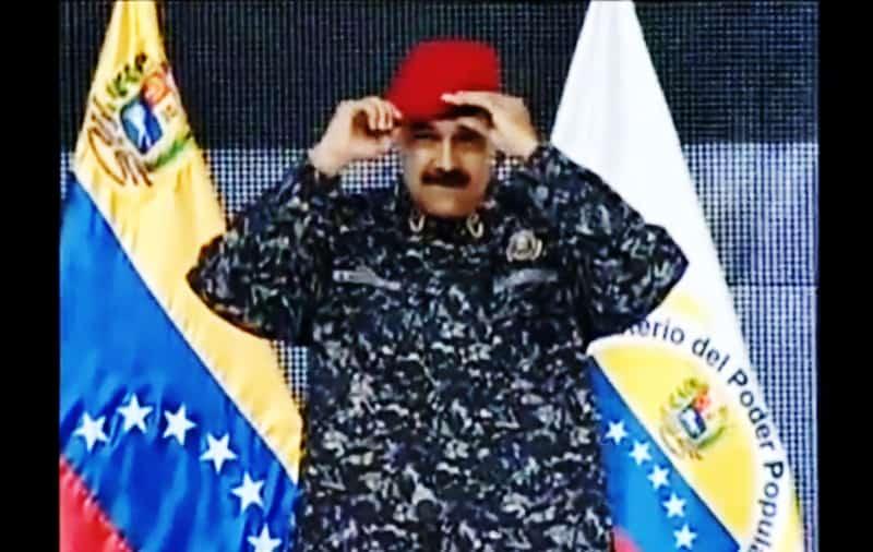 Maduro aseveró en cadena nacional que se parece a Sadam Husein