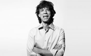 Mick Jagger Gotta get a gripmexico