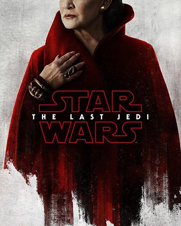 Star Wars The Last Jedi Póster