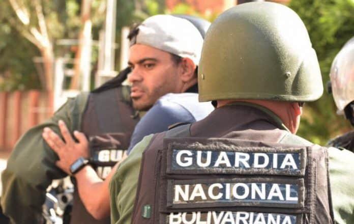 presos políticos en Venezuela