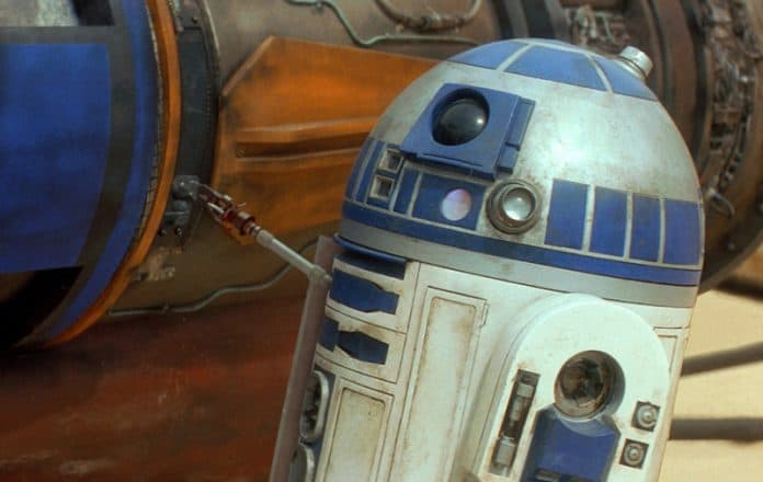 R2-D2 subasta