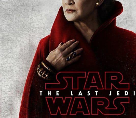 pósters de Star Wars: The Last Jedi