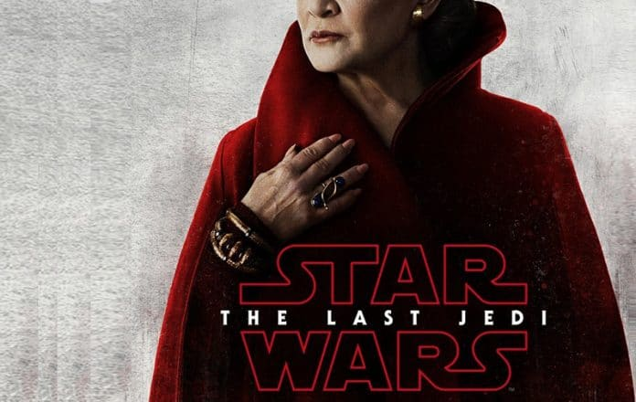 pósters de Star Wars: The Last Jedi