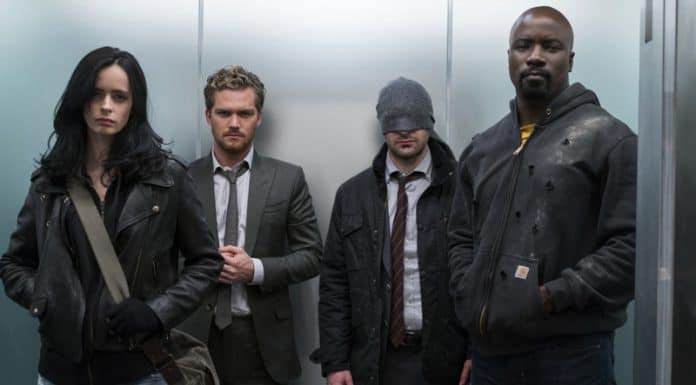 Segundo tráiler de The Defenders